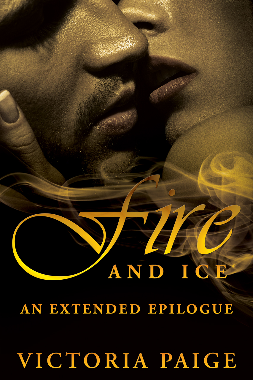 Fire and Ice (an extended epilogue) cover