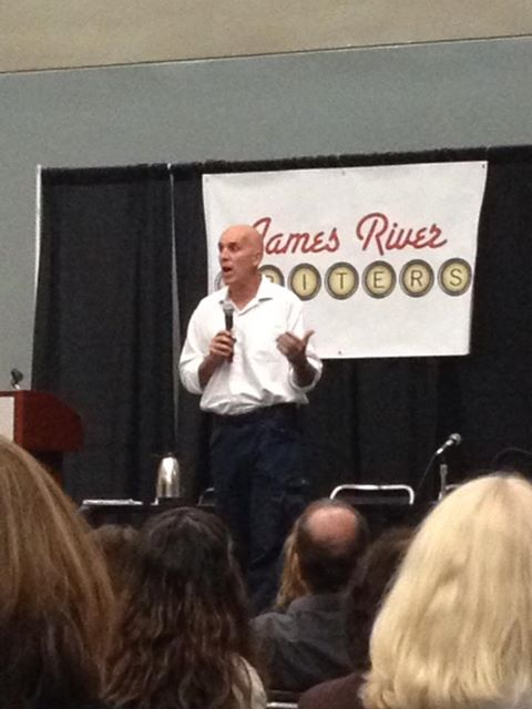 James River Writers Conference 2013